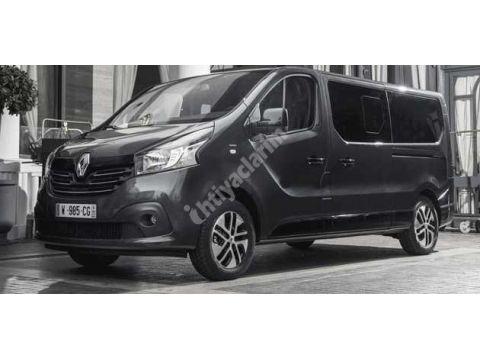 2018 Renault Trafic Space Class Özellikleri ve Fiyatı - İhtiyaçlarım