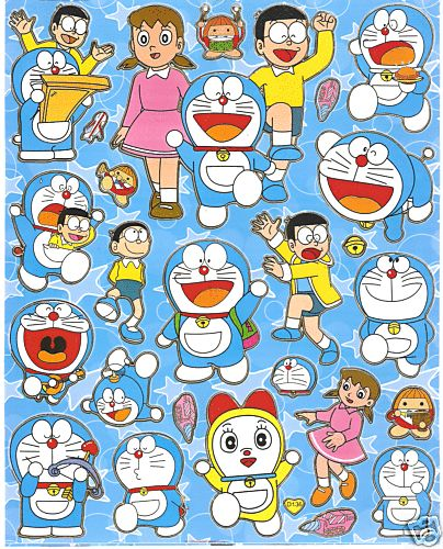 17 Best Images About DORAEMON CARTOON CHARACTERS. On