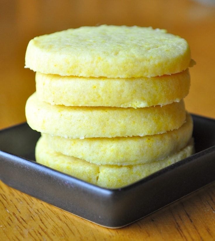 Icebox cookies, Lemon and Cookies on Pinterest