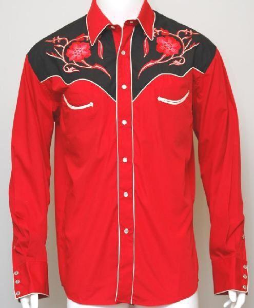 Westernová košile WE-830 | Horseriding.cz: Jezdecké potřeby, jezdecká sedla, jezdecké vybavení, lonžování, deky, sedla, uzdění