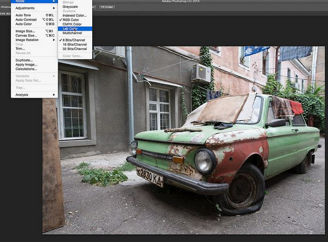 how to make an image smaller in photoshop cc
