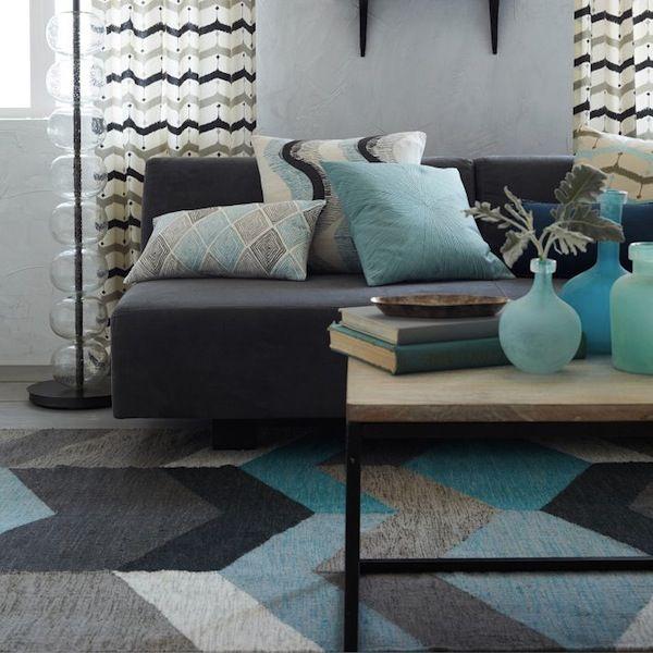 tapetes-diferentes-estampa-azul-cinza