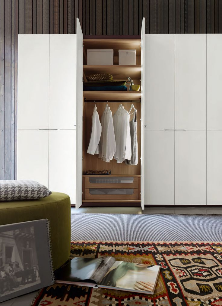 Modern And Fancy Bedroom Wardrobes And Closets : Awesome