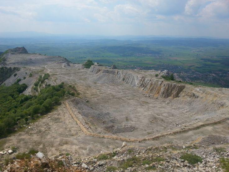 Mészkő bánya