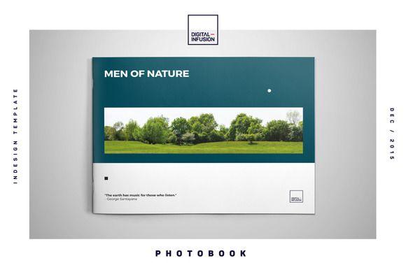 Multipurpose Photobook by Digital Infusion on Creative Market