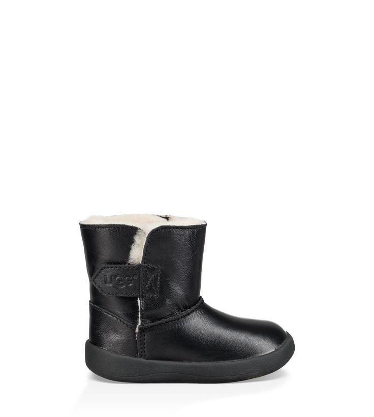 Original UGG® Keelan Leather Stiefelchen für Babys jetzt im offiziellen UGG®  Online-Shop
