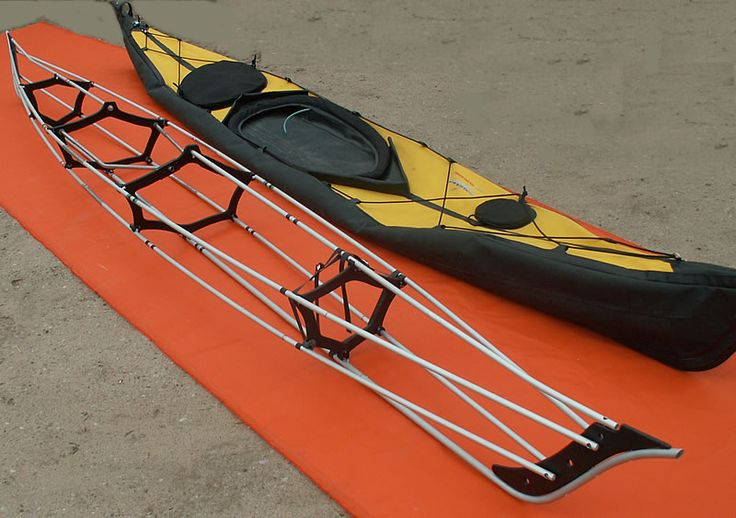 FRAME Proximo I folding sea kayak