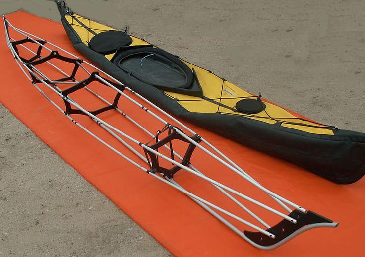 FRAME Proximo I folding sea kayak