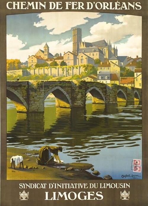 1920......ILLUSTRATEUR CONSTANT - LÉON DUVAL.........PARTAGE DE LA FRANCE PITTORESQUE.........SUR FACEBOOK......