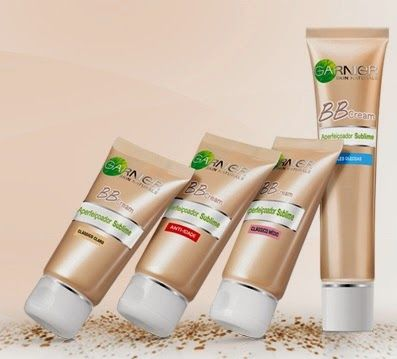 Amostras e Passatempos: AMOSTRAS de BB Cream Garnier