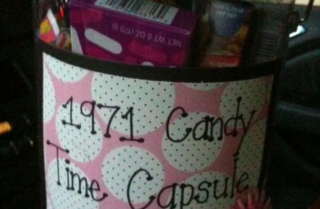 40th Birthday Present   Homemade gift ideas   Pinterest ...