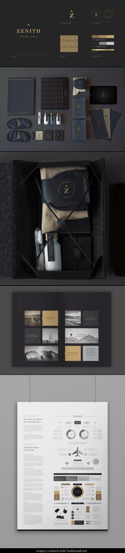 Zenith Premium Travel Kits / veronica cordero