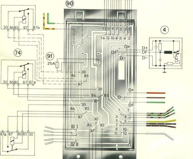 Porsche 914 Wiring Diagram Diagrams Schematics Also Daigram With 1971 Vw Karmann Ghia Wiring