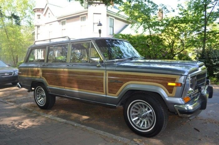 134 best jeep grand wagoneer images on pinterest jeep. Black Bedroom Furniture Sets. Home Design Ideas