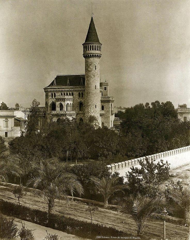 Palacio de Ripalda (desaparecido)