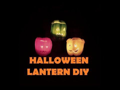 #halloween #lantern #diy