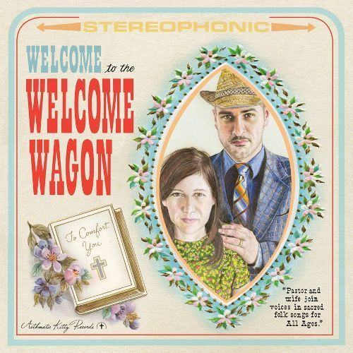 Welcome to the Welcome Wagon [LP] - Vinyl