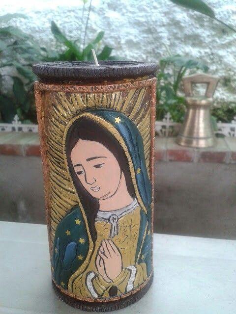 Mi hermosa Virgencita de Guadalupe