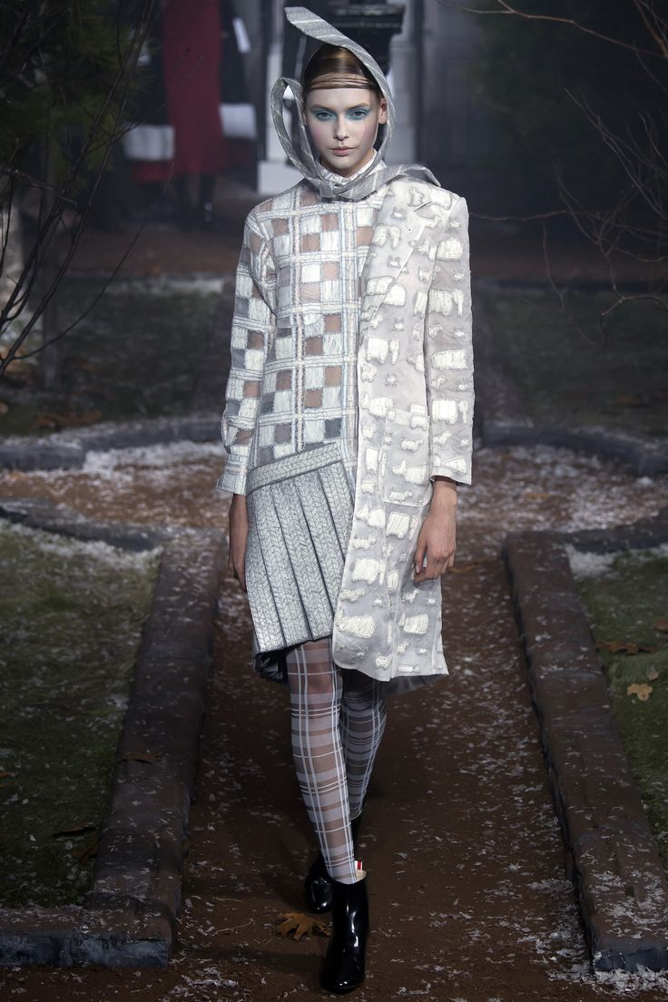 Thom Browne Fall 2016 Ready-to-Wear Collection Photos - Vogue