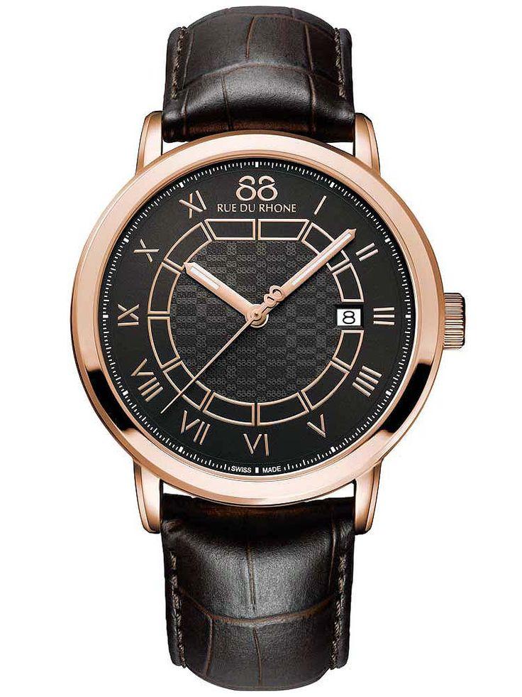 88 Rue Du Rhone Mens Double 8 Origin Watch 87WA144205