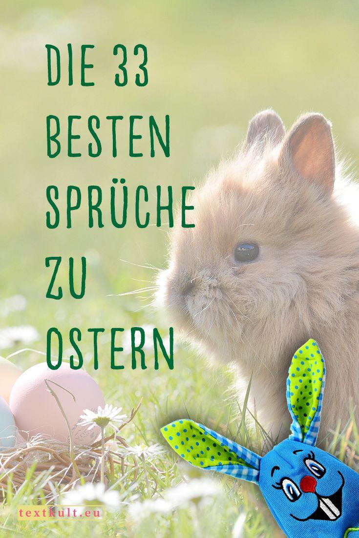 ᐅ 33 Frohe Ostern Sprüche, die in jedes Osternest passen! | Frohe