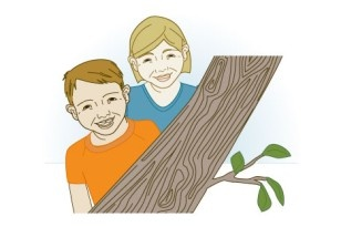 Rules for tons of outdoor games for kids...this is a great website called grandparents.com