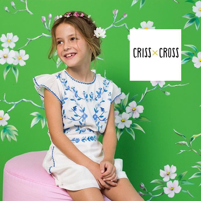 We are excited to announce @crisscrossponsonby to our tribe! They have this season favourite arriving in store this weekend! #cocoandgingernzstockist #cocoandgingernewzealand