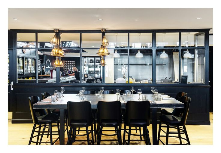 Restaurant le Time Out conception et Design Dalidec David MCBIO