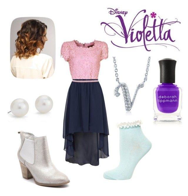 """""""Alcancemos las Estrellas Outfit"""" by theodora2707 on Polyvore"""