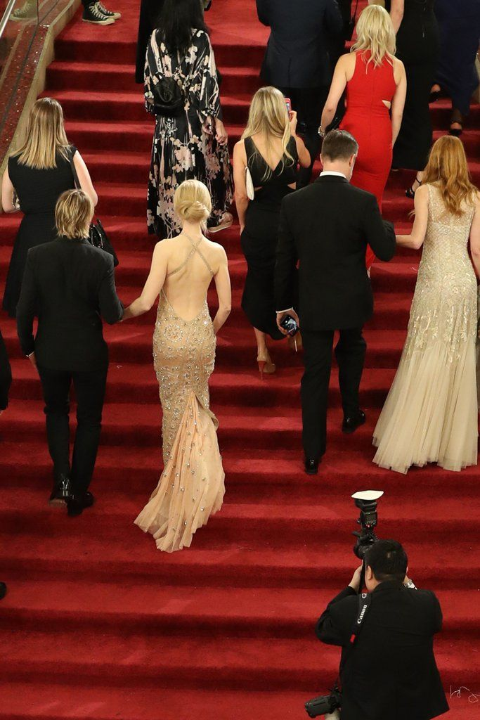 Nicole Kidman and Keith Urban Are Cute Even When They Don't Know Cameras Are Watching