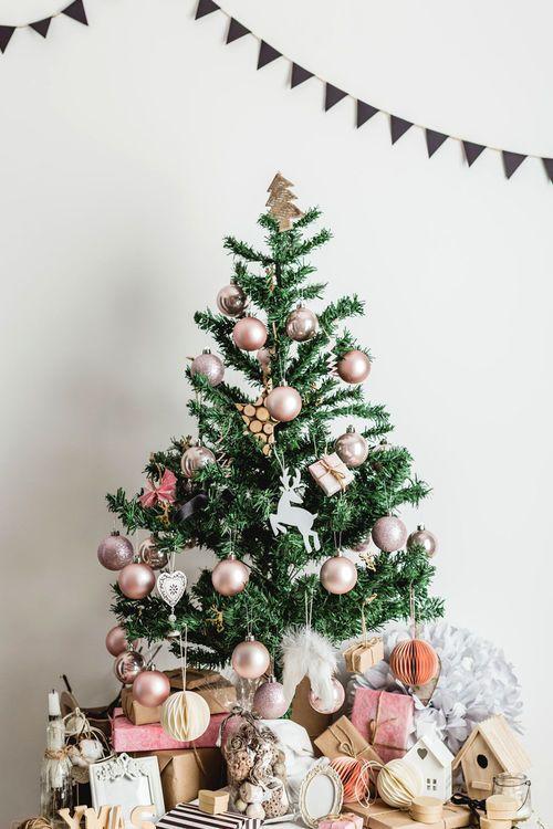 Christbaumkugeln Modern.Diy Christbaumkugeln Basteln Ideen Tipps In 2019 Glamour