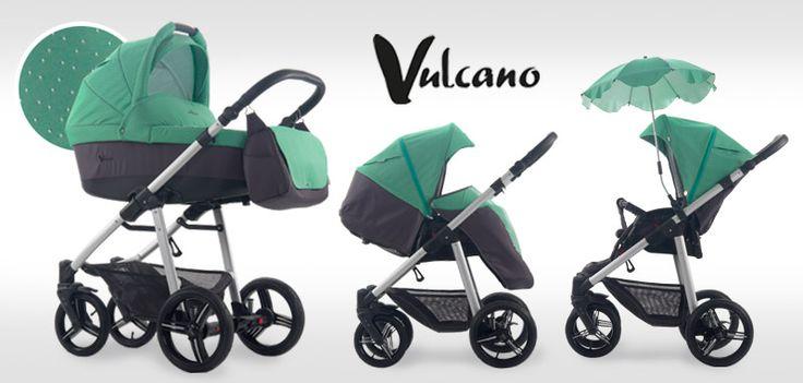 Beneficiati de oferta, pana pe 19 aprilie! Caruciorul 3 in 1 Bebetto Vulcano este acum la pretul de 1583 RON! Vulcano este un carucior ușor si versatil, care combina cele mai bune tehnologii si un design la moda, cu tesaturi deosebite. #tiacaruciorbebe #promotie #carucior  http://goo.gl/1EThRW