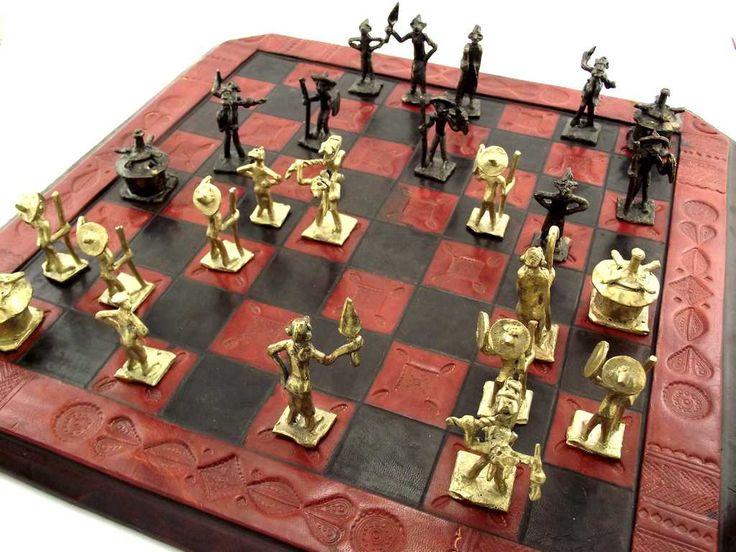 jeu africain artisanal