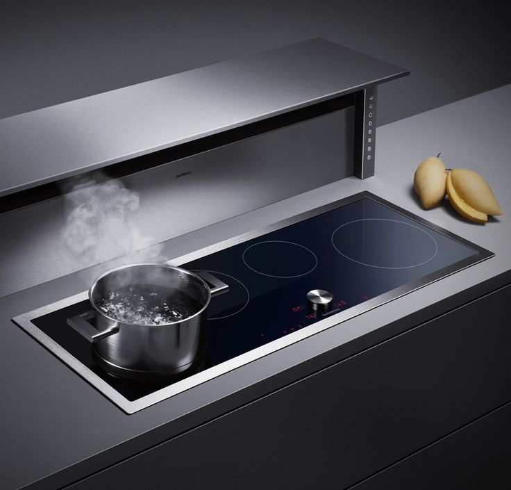 Induction Cooktop   The CI 490 Induction Cooktop Stands For Optimum  Precision With Simple, Intuitive