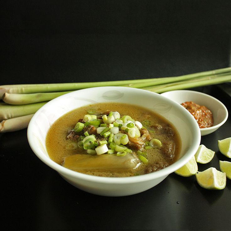 Coto Makassar - Makassar Beef Soup...Special Food from South Sulawesi