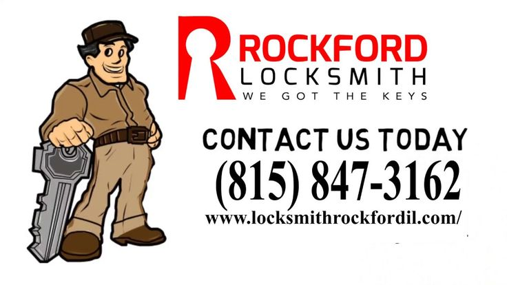 24 Hour Emergency Locksmith Rockford, IL | (815) 847-3162