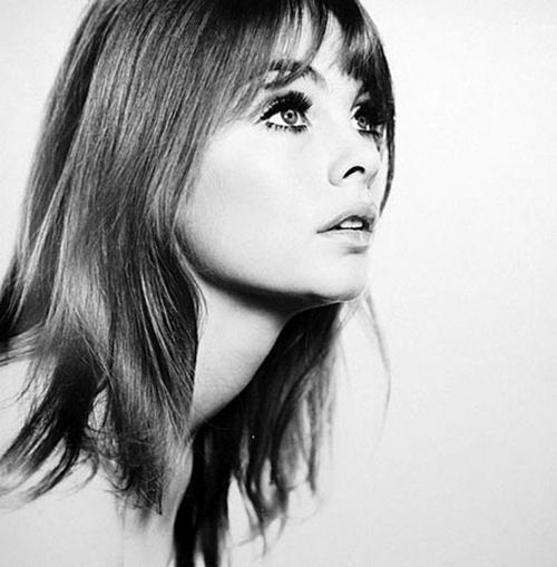 Jean Shrimpton by Brian Duffy