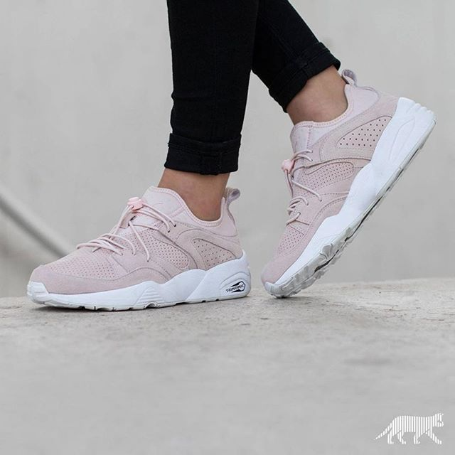 buy online 778bf 149e5 Trendy Sneakers 2017  2018   Sneakers femme - Puma Blaze Of Glory Soft W    Fashion   Sneaker boots, Shoes, Sneakers
