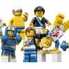 Warren Elsmore's LEGO Olympic Stadium Replica is Made from 100,000 Bricks LEGO Olympic Stadium, GB Minifigures – Inhabitots