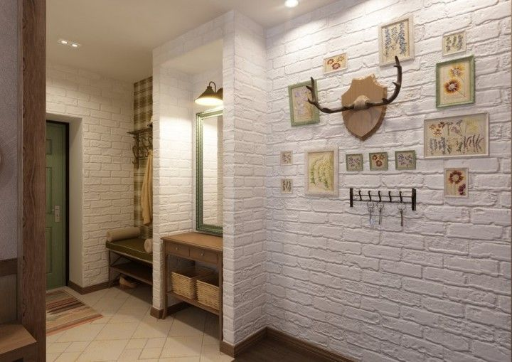 Квартира в деревенском стиле: проект двушки в Волгограде