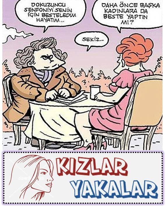 Dokuzuncu Senfoni Karikatur Mizah