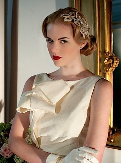 vintage wedding hairstyles | Top 20 vintage wedding hairstyles | Plan Your Perfect Wedding | The UK ...