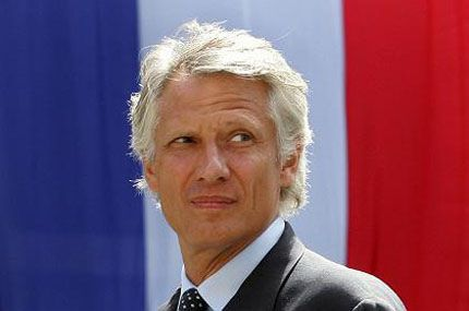 Dominique de Villepin: #Former #French #Foreign #Affairs #Minister