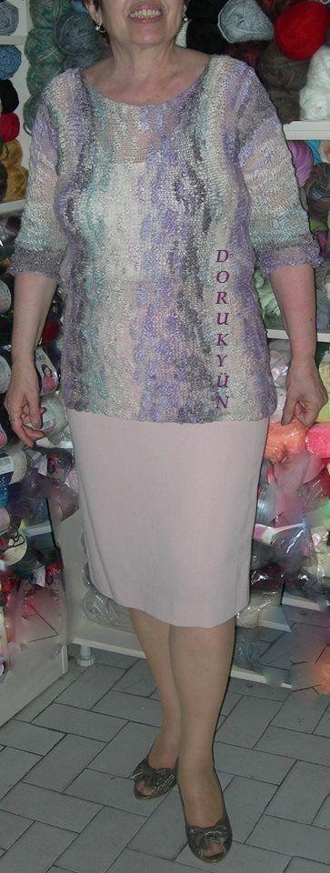 Nako Venüs Heaven ile benim Canım Annemden  'Tam onun renkleriymiş' doğru söze ne denir :)