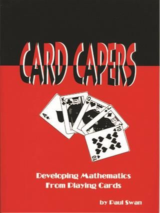 Lots of easy student lead games with cards for Algebra & Number & Chance & Data. A must in every-bodies Math classroom!