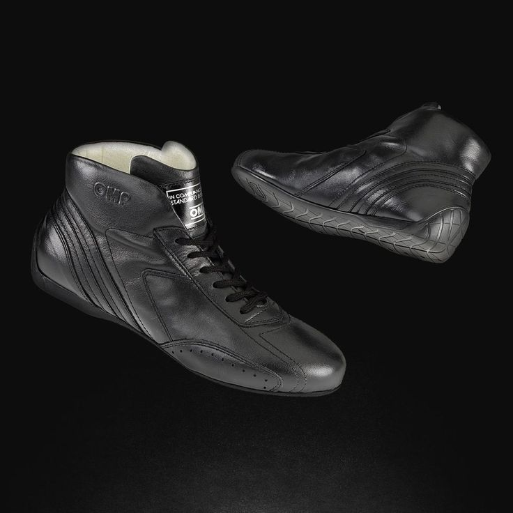 stivaletto basso racing Carrera Low Boots nero