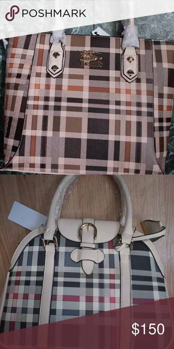 BurBerry Purses Leather Purses...(That comes with Warranty) 80%20 Bags