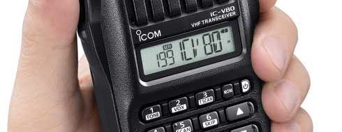Icom-V80