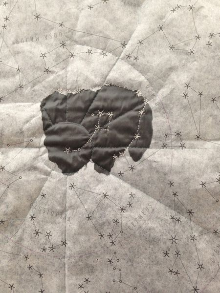 DIY Constellation Quilt