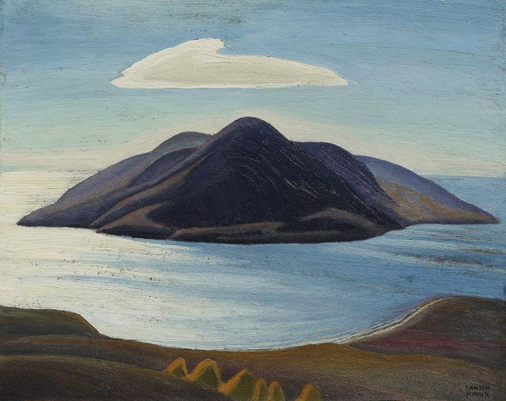 Pic Island by Lawren S. Harris